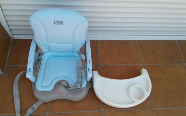 silla portatil para bebe