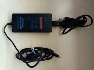 Adaptador de corriente ps2 Slim original