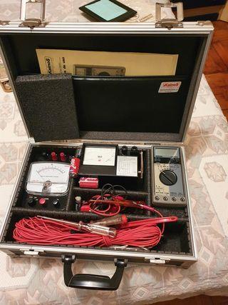 Maletin eléctrico Sanwa