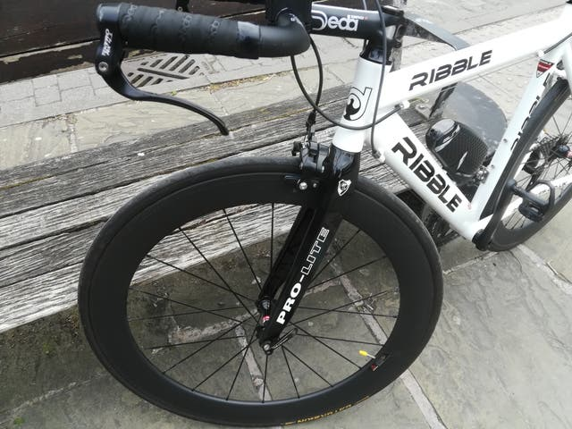 ribble tt bike 53cm