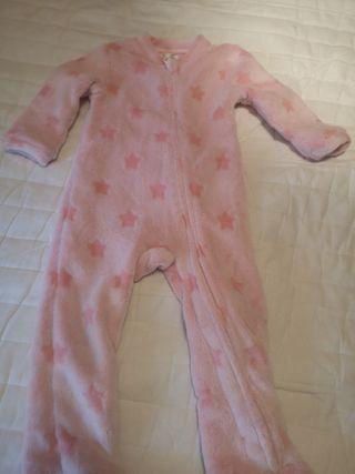 Pijama mono 18 meses