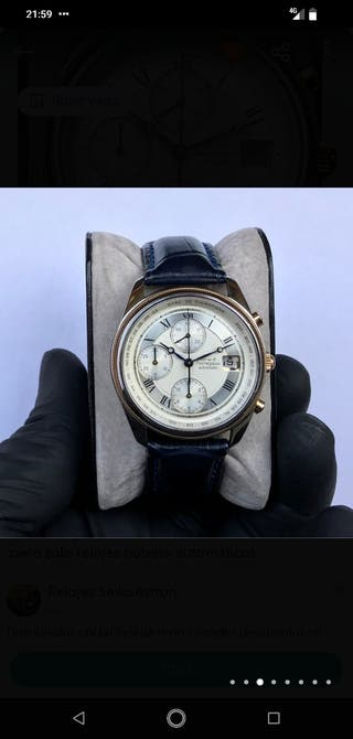 reloj Gerard perragaux olímpic