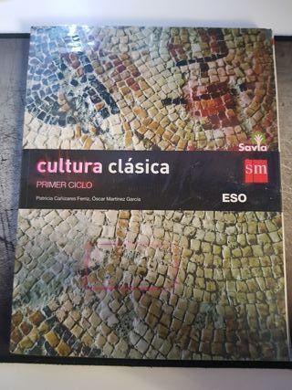 libro cultura clásica