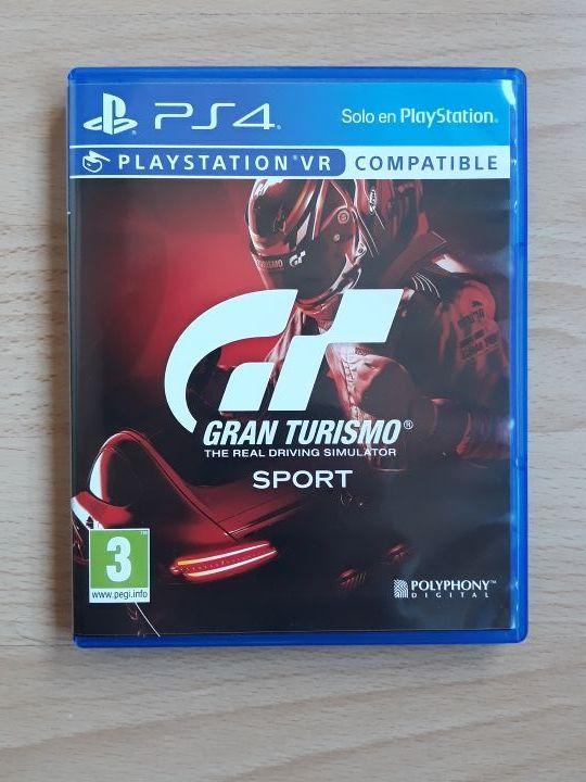 PS4 GT Gran Turismo juego videojuego