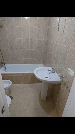 Conjunto de Sanitarios Baño
