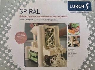 Cortador de verduras Lurch.