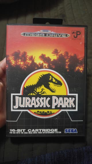 Jurasssic Park SEGA MEGA DRIVE PS3 PlayStation3