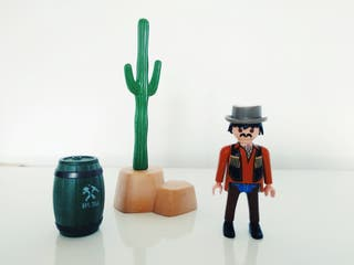 Figura Vaquero Playmobil.
