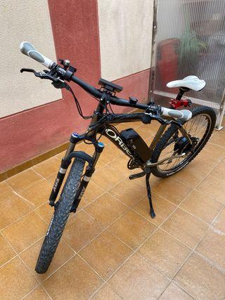 Mtb mountain bike ebike bicicleta electrica.