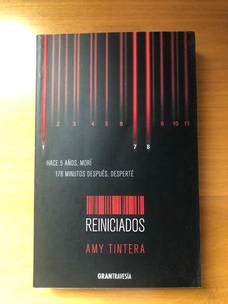 Reiniciados Amy Tintera