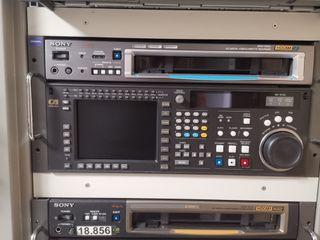 El HDCAM-SR grabador de estudio SRW-5800