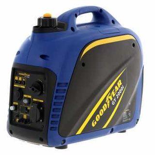 Generador eléctrico inverter 1.6 kW monofasico