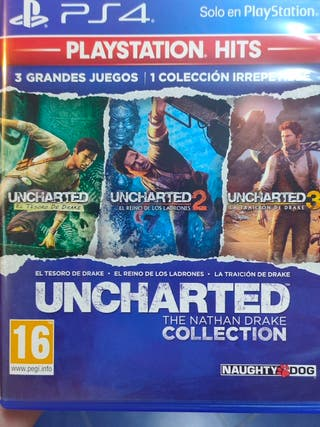 Uncharted the Nathan Collection