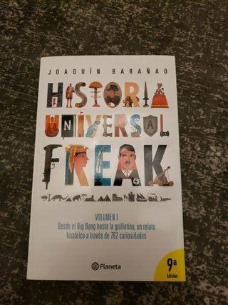 Historia del universo freak