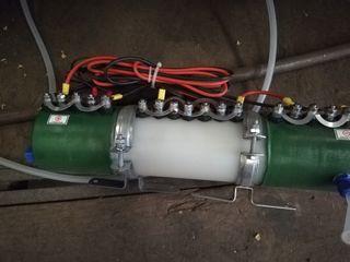 generador de hidrógeno