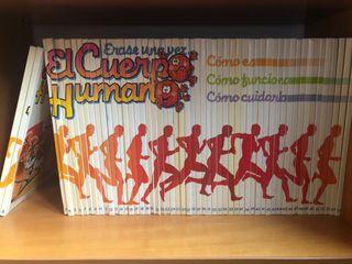 Colección el Cuerpo Humano 55 Libros