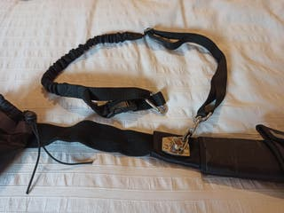 Arnes cinturón trixie para correr con tu perro