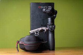 DJI Osmo gimbal