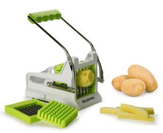 Troceador cortador de patatas fritas