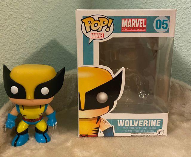 FUNKO POP - Marvel Wolverine / Lobezno Nº 05