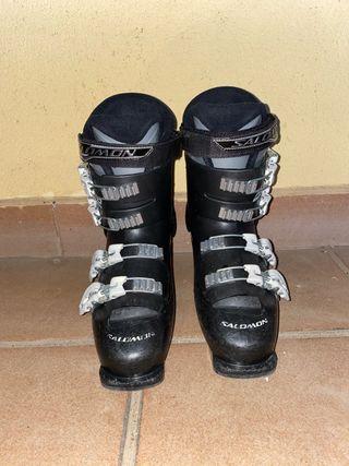 Botas de Esquí Salomón Junior