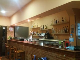 Traspaso bar/cafeteria URGE !