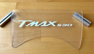Separador asiento TMAX 530sx/dx