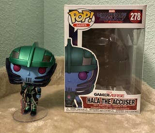 FUNKO The Telltale Series Hala The Accuser 278