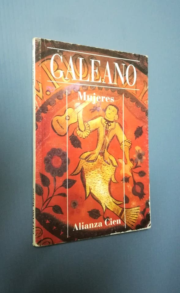 20066.1 - #Galeano.. MUJERES