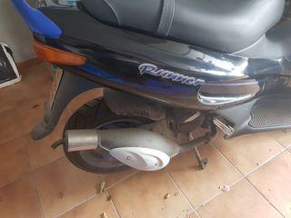 Moto Gilera Runner 49 cc con 1600 km