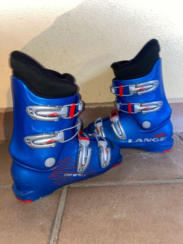 Botas de Esquí Lange Junior