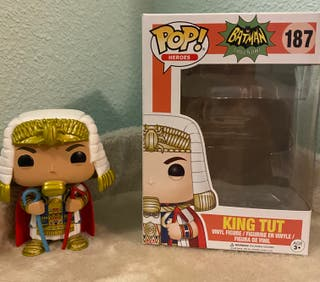 Funko Pop - Batman Classic Tv Series King Tut 187