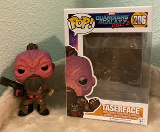 FUNKO Guardians of the Galaxy Vol.2 Taserface 206