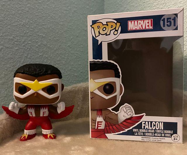 FUNKO POP Marvel Falcon Nº 151