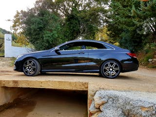 Clase E 220d AMG coupe 2016