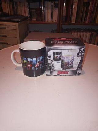 Marvel Avengers - Heat Chance Mug
