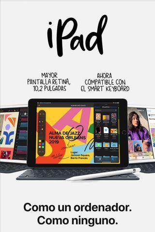 cambio iPad 2019 por iPad pro 11