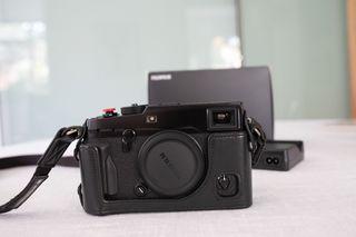 Camara Fujifilm XPro 2