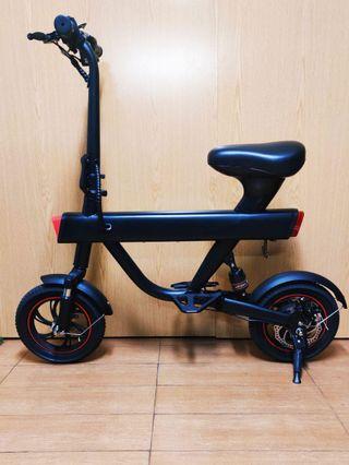 Bicicleta Electrica DYU V1 - 60-70km (A estrenar)