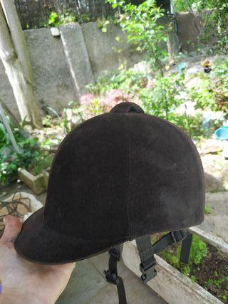 casco de hipica