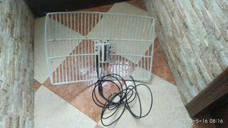 antena wifi y cable por 10€
