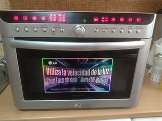 Microondas horno LG MP9482S