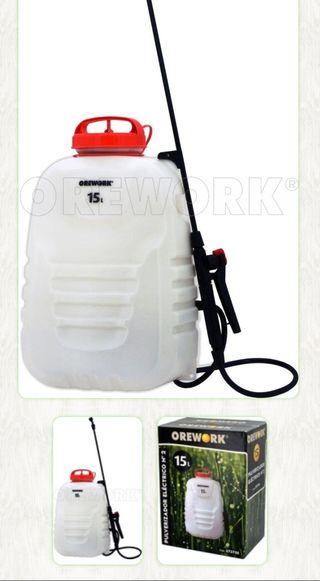 Pulverizador orework 15 litros