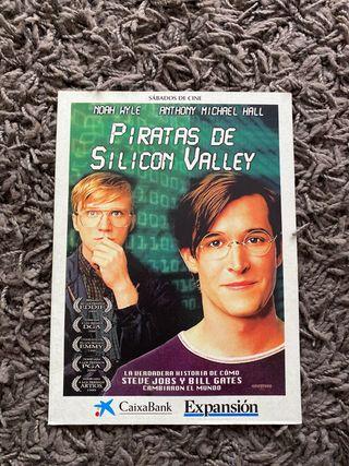 DVD Piratas de Silicon Valley