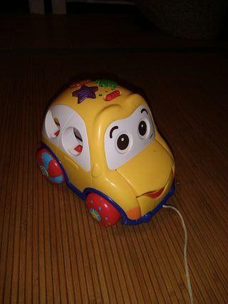 coche juguete bebé