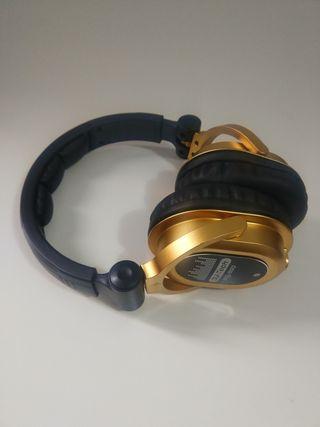 Auriculares Dj TECH (NUEVOS)
