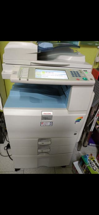 Impresora industrial.