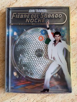 DVD Fiebre del Sabado Noche Grease