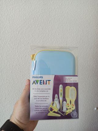kit de cuidado del bebe Philips Avent
