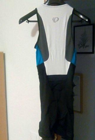 Traje triatlon Pearl Izumi talla S